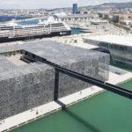 Музеи Франции - Музей европейских и средиземноморских цивилизаций в Марселе