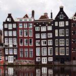 В Амстердаме всей семьей