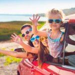 Отправляемся в путешествие вместе с детьми