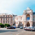 Одесса – город герой