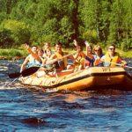 ТОП-5 лучших мест для активного отдыха в России