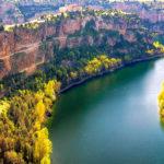 Эбро – самая полноводная река Королевства Испания