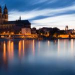 Город Магдебург, Германия