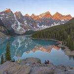 Нетронутые озера в Канаде вы должны посетить