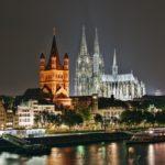 Город Кёльн, Германия