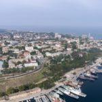 Город Севастополь, Крым
