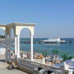 Евпатория - курортный город