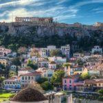 Афины - столицей Греции
