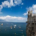 Ялта - курорт и порт на Южном берегу Крыма