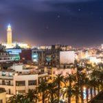 Город Касабланка, Марокко