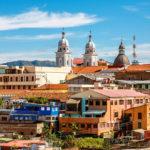 Сантьяго-де-Куба - город на юго-востоке Кубы