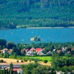 Махово озеро, Чехия