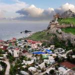 Город Судак, Крым