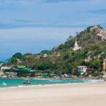 Ча-ам и хуа хин - курортный город в Таиланде