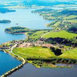 Озеро Липно, Чехия