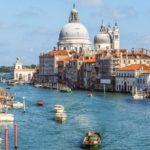 Венеция - город на северо-востоке Италии