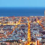 Город Барселона, Испасния