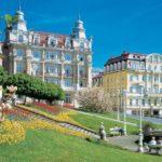 Курорт Марианские Лазни, Чехия