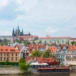 История города Праги
