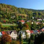 Город Яхимов, Чехия